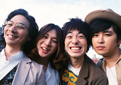 「第1回 輝く!10周年ゴールデンライヴ 〜宿命のツーマン〜」 vs OKAMOTO'S