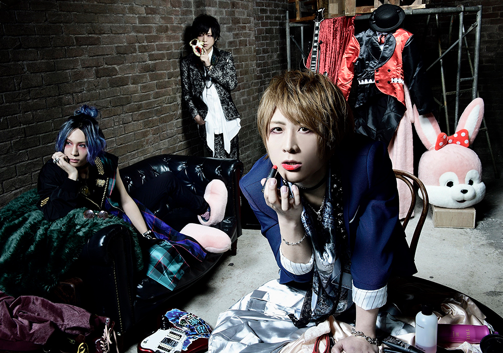 GOTCHAROCKA 3rd Mini ALBUM「Baccarat」発売記念ワンマンツアー 「SICKS or CHICS」