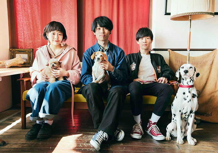Saucy Dog【ワンダフルツアー2018】