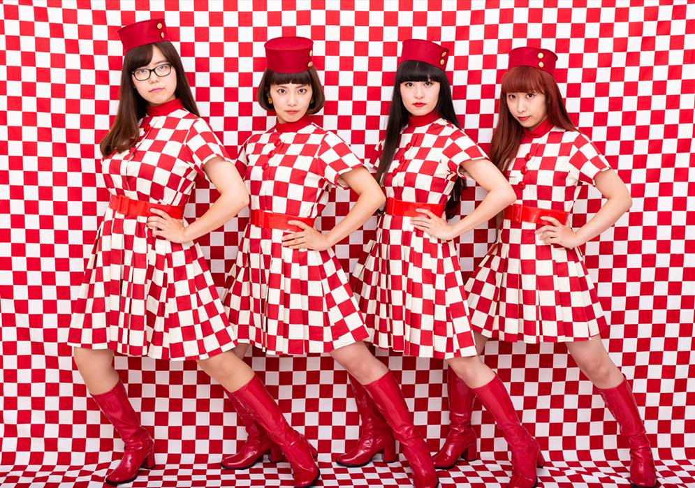 錯乱前戦 & The Shiawase「Sunny Boy GoGo TOUR」