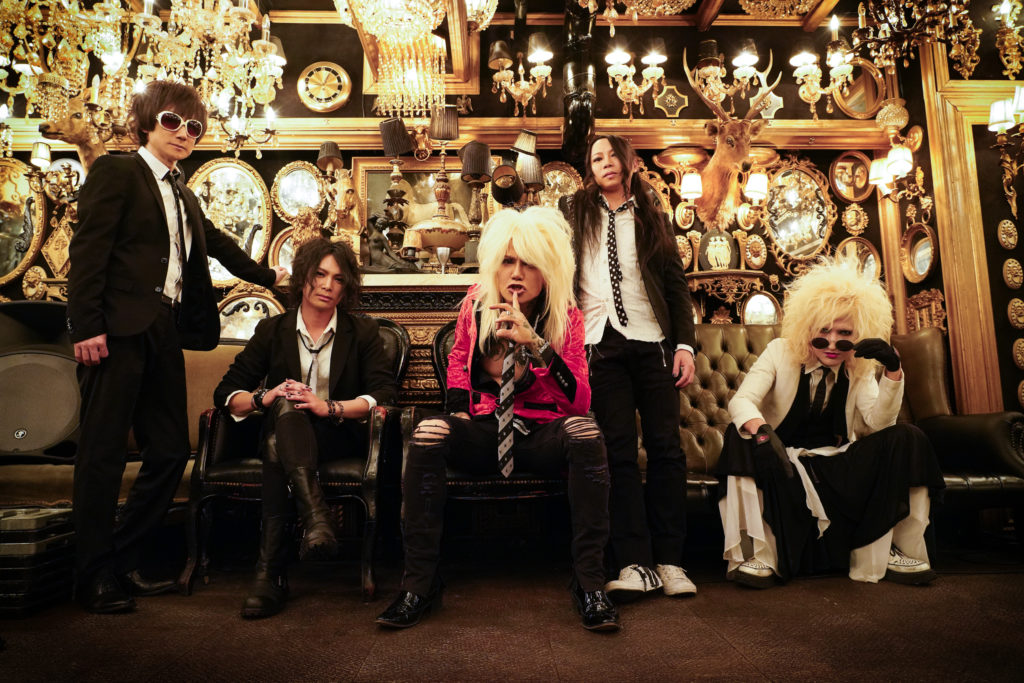 ZIGGY TOUR2019  ROCK SHOW season3「GET THE FxxK OUT‼︎」