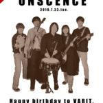 神戸VARIT.15th Anniversary「UNSCENCE」