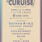 "KOBE VARIT. PRESENTS  LOVE CRUISE "" Acoustic Night """