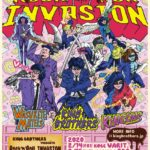 KING BROTHERS Presents 『Rock 'n' Roll INVASION』 ~ Valentine Special ~ with KiNGONS & 忘れてモーテルズ