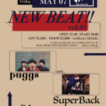 (開催延期)NEW BEAT!! vol.03
